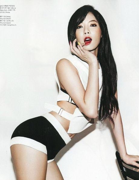 7 my nu Kpop tiet lo thuc don an kieng gay soc nang - Anh 11