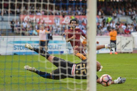 Ha Napoli, sao Roma doi vo dich Serie A - Anh 1