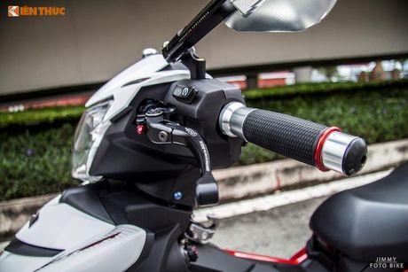 Yamaha Exciter 150 RC do 'do choi xin' tai Sai Gon - Anh 5
