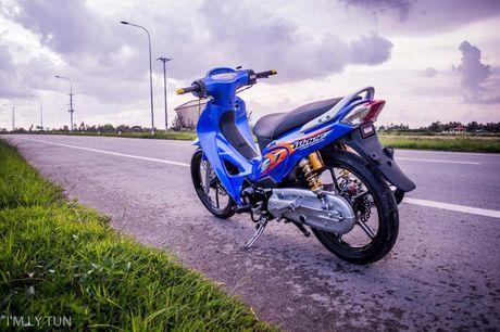 Honda Wave 125 do 'dan chan khung' tai Viet Nam - Anh 6