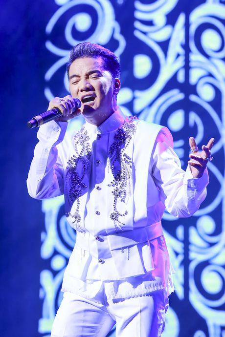 Khan gia man nhan voi 'Diamond Show' cua Dam Vinh Hung - Anh 7