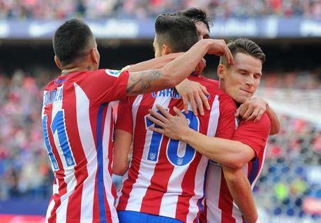 Atletico Madrid 7-1 Granada: Con dien cua thay tro Simeone - Anh 1