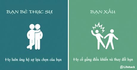 Cach nhan biet nguoi ban xau o canh ban du ho co to ra than thiet - Anh 4