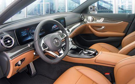 Mercedes E-Class moi gia tu 2,1 ty dong - Anh 5