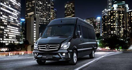 """Mercedes-Benz Sprinter """"do"""" gia hon 275.000 USD - Anh 1"""