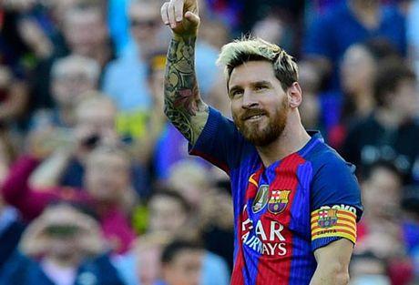 Messi lai non khan, van lap ky luc La Liga moi - Anh 1