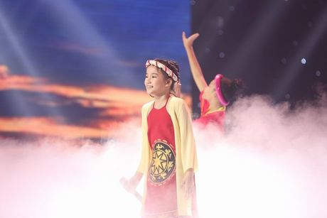 Lo dien top 3 vao chung ket 'Giong hat Viet nhi 2016' - Anh 6
