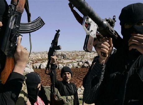 Phe doi lap Syria chiem duoc 'thanh dia' cua IS - Anh 1
