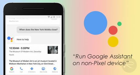 Cach cai dat Google Assistant tren moi dien thoai chay Android Nougat - Anh 1