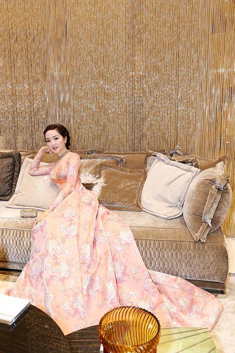 Kham pha biet thu trieu do cua Hoa hau Giang My - Anh 4