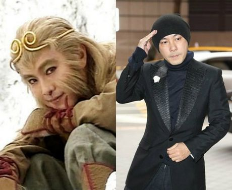 Dan dien vien 'Tay Du Ky' TVB: Nguoi su nghiep thang hoa, ke di ban bao hiem - Anh 2