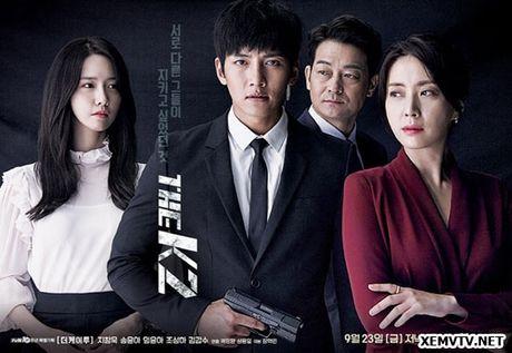 Lieu Yoona co thuc su la nu chinh trong 'The K2'? - Anh 1