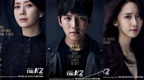 Lieu Yoona co thuc su la nu chinh trong 'The K2'? - Anh 4