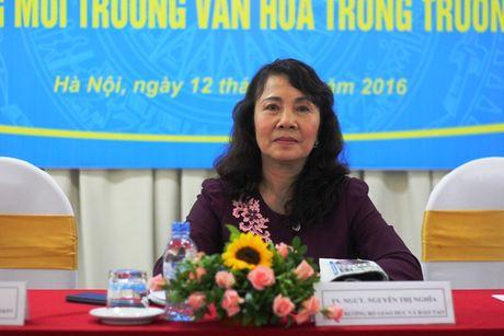 Dien dan: Qua lo cho van hoa hoc duong - Anh 3