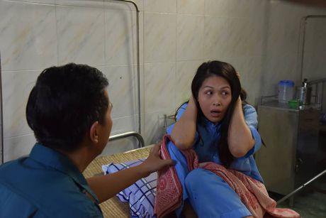 Cao Thai Ha cap voi Khuong Thinh trong 'Tinh thu hai mat' - Anh 7