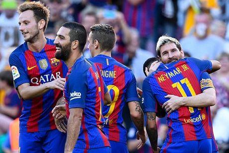 Barca 4-0 Deportivo: Enrique da thanh cao gia - Anh 2