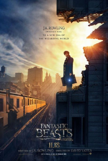Lo dau hieu Bao boi tu than trong 'Fantastic Beasts and Where To Find Them' - Anh 1