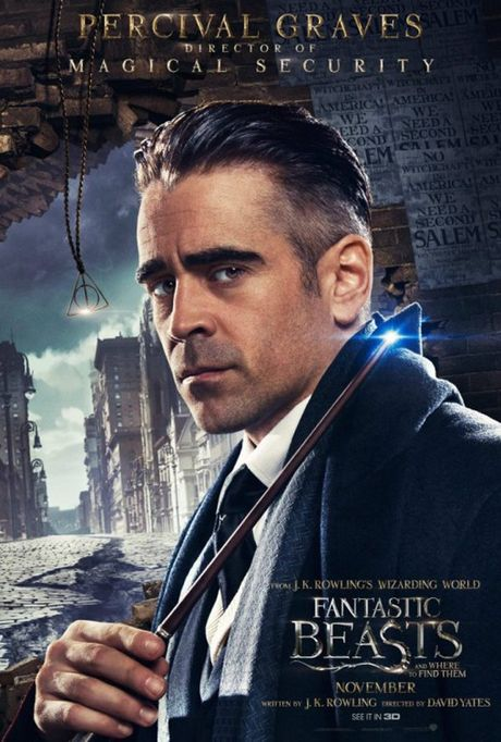 Lo dau hieu Bao boi tu than trong 'Fantastic Beasts and Where To Find Them' - Anh 2