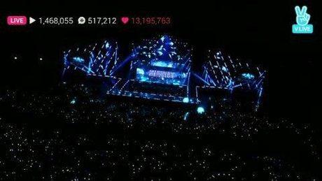 Asia Song Festival 2016: Su kien am nhac chung hay concert tra hinh cua EXO? - Anh 1