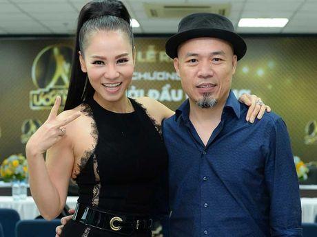 Thu Minh va Huy Tuan tim tai nang ca hat - Anh 1