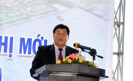 Phu Yen: Khoi cong xay dung ha tang giai doan 1 Khu do thi Nam Tuy Hoa - Anh 2