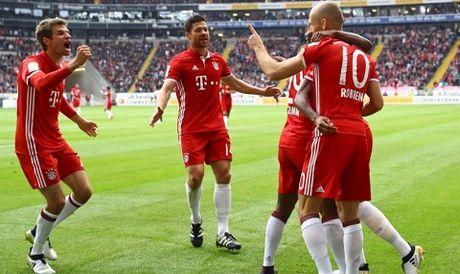 Mueller do ca mau, Bayern Munich van chia diem that vong - Anh 1