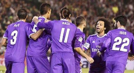 Real Madrid phan cong kinh dien: Toc do, chinh xac, an y va hieu qua - Anh 2