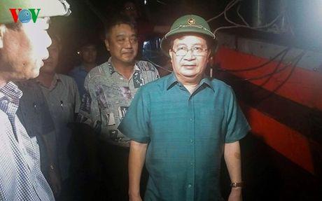 Pho Thu tuong Trinh Dinh Dung chi dao khac phuc hau qua mua lu - Anh 1