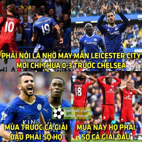 Biem hoa 24h: Leicester 'an may qua khu', Man City nem mui dau kho - Anh 2