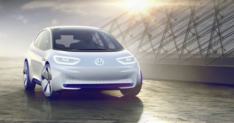 Volkswagen ham vong tro thanh 'ke thong tri' thi truong xe dien - Anh 1