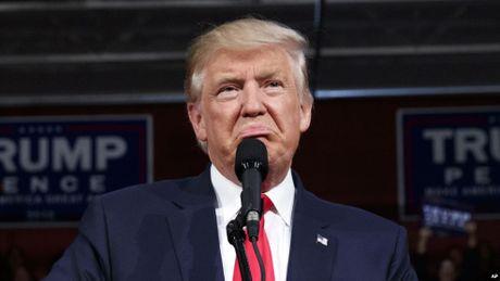Bau cu My: Donald Trump dinh don tra thu dau don cua phu nu - Anh 1