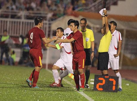 DT Viet Nam huong toi AFF Cup 2016: Tin vao cuu binh - Anh 1