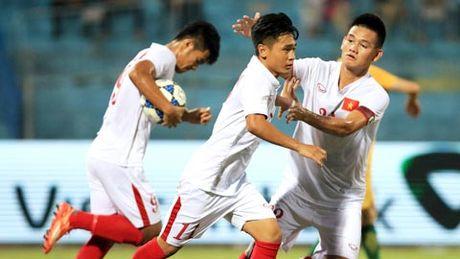 U19 Viet Nam vs U19 UAE, 20h30 ngay 17/10: Doat ve vao Tu ket? - Anh 1