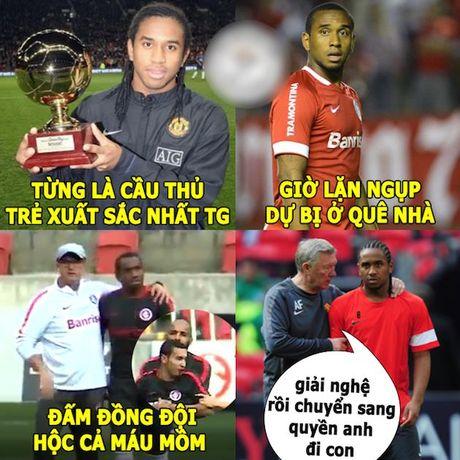 Anh che: Mourinho cuoi tren noi dau cua HLV Ranieri; Cong Phuong - Tuan Anh am 'giai khung' o J-League 2 - Anh 2