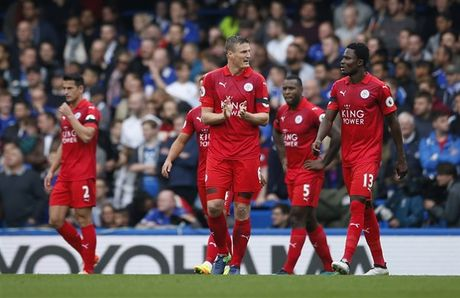 Goc BLV Vu Quang Huy: Leicester City da bi 'lot mat na' - Anh 1