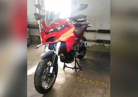 Moto khung gia re - Ducati Multistrada 939 'lo hang' - Anh 1