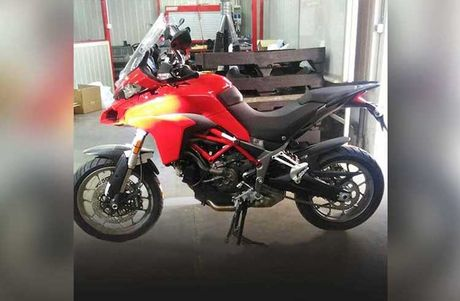 Moto khung gia re - Ducati Multistrada 939 'lo hang' - Anh 3