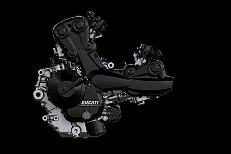 Moto khung gia re - Ducati Multistrada 939 'lo hang' - Anh 4