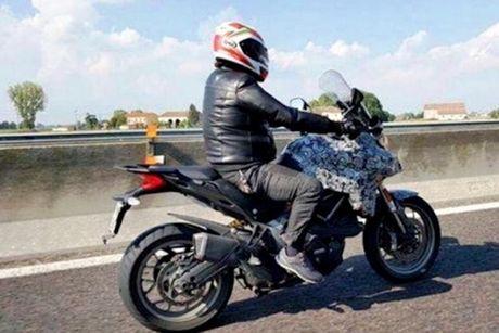 Moto khung gia re - Ducati Multistrada 939 'lo hang' - Anh 5
