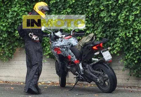 Moto khung gia re - Ducati Multistrada 939 'lo hang' - Anh 6
