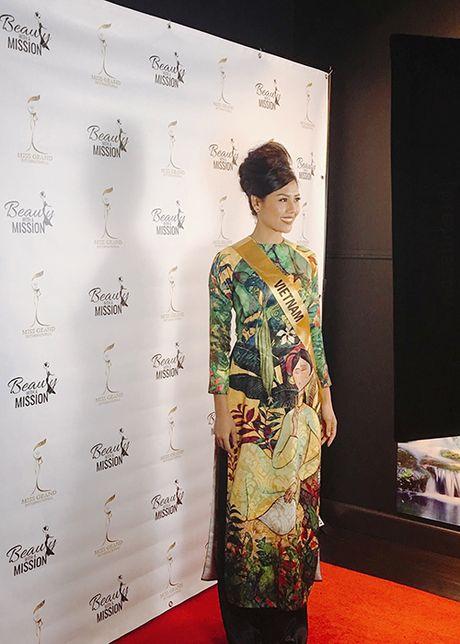 Nguyen Thi Loan mac ao tu than thi quoc phuc Miss Grand International - Anh 6
