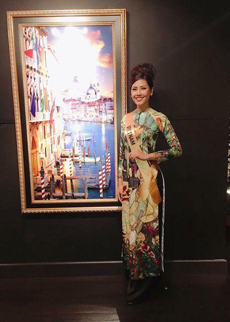 Nguyen Thi Loan mac ao tu than thi quoc phuc Miss Grand International - Anh 7