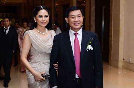 Bat ngo su trung hop ky la giua Tang Thanh Ha va me chong dai gia - Anh 1
