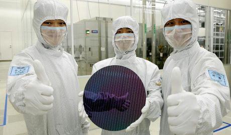 Samsung bat dau san xuat chip 10nm, san sang cho Galaxy S8 - Anh 1