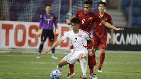 TRUC TIEP U.19 Viet Nam 0-0 U.19 UAE: Gianh ve tu ket chau A - Anh 1