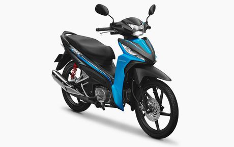 Honda Viet Nam gioi thieu Wave 110 RSX 2016, them 2 mau moi, tem moi, dong co tinh chinh lai - Anh 1