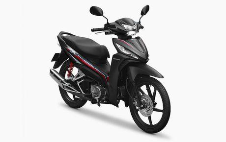 Honda Viet Nam gioi thieu Wave 110 RSX 2016, them 2 mau moi, tem moi, dong co tinh chinh lai - Anh 5
