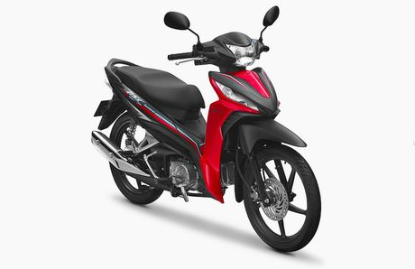 Honda Viet Nam gioi thieu Wave 110 RSX 2016, them 2 mau moi, tem moi, dong co tinh chinh lai - Anh 6