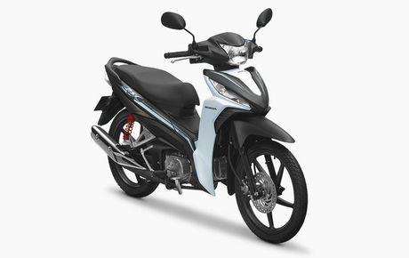 Honda Viet Nam gioi thieu Wave 110 RSX 2016, them 2 mau moi, tem moi, dong co tinh chinh lai - Anh 7