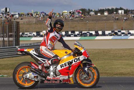 Chang Japan Motegi - Marquez ve nhat, vo dich 2016, Rossi do duong, Lorenzo chon sai vo - Anh 2